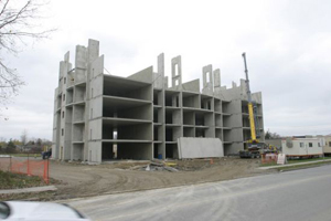 Building A Total Precast Structure Osco Construction Group