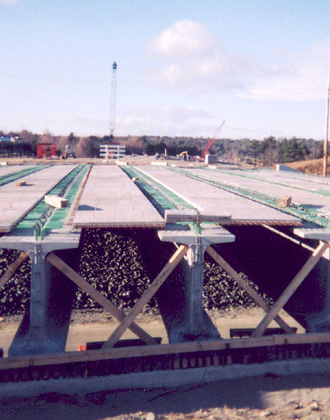 SIP Concrete Deck forms : OSCO Construction Group