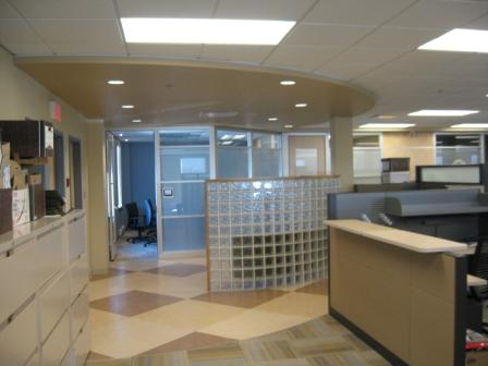 iol office renovation : osco construction group